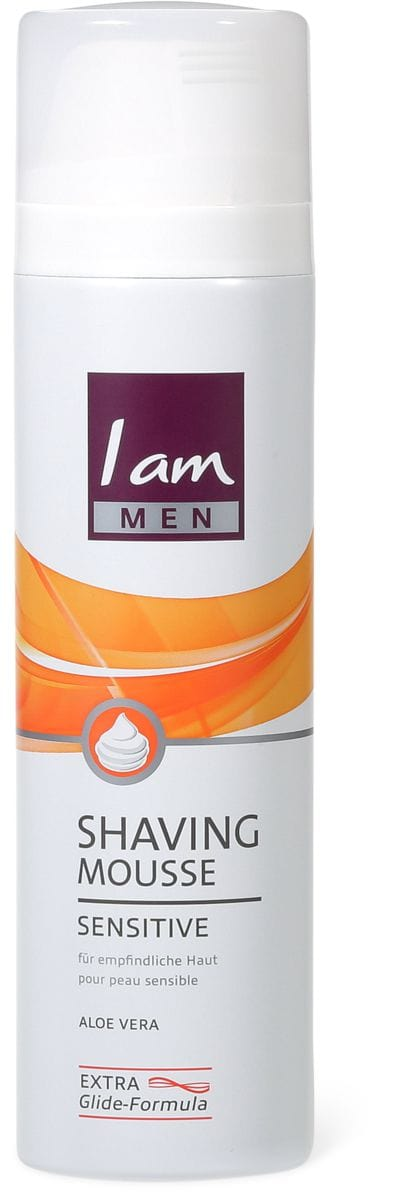 I am men Sensitive Mousse de rasage