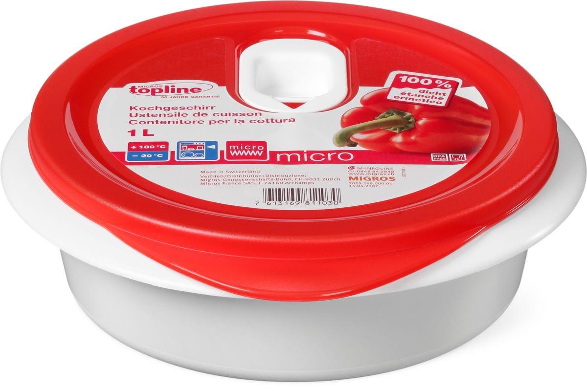 M-Topline M-TOPLINE Micro Contenitori per la cottura