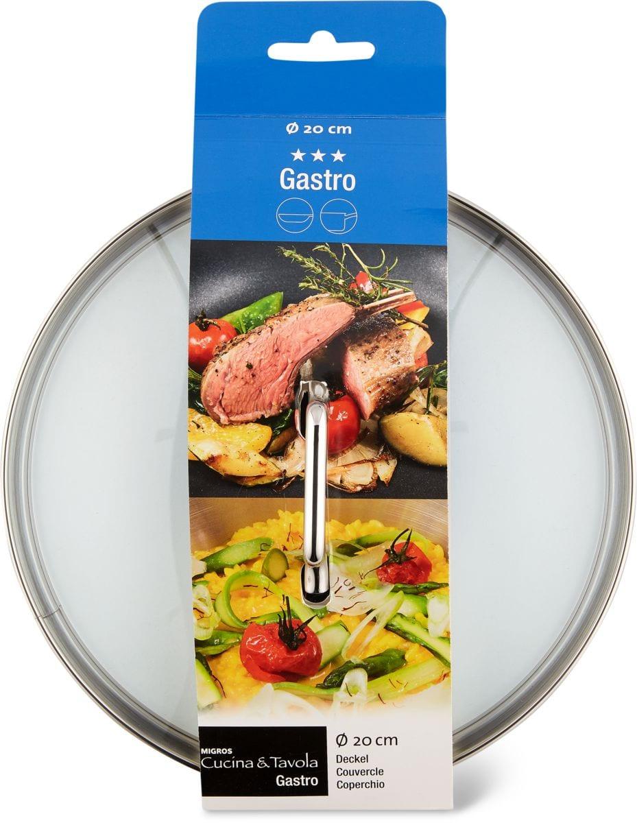 Cucina & Tavola GASTRO Couvercle 20cm