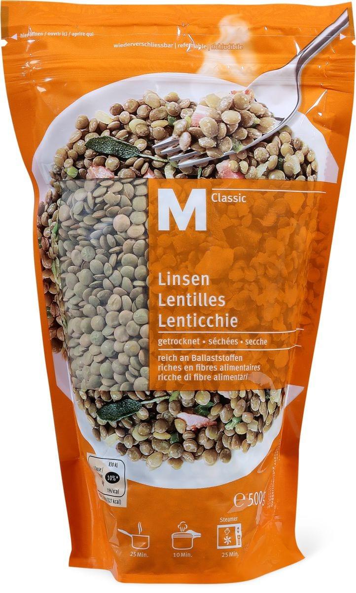 M-Classic Lentilles