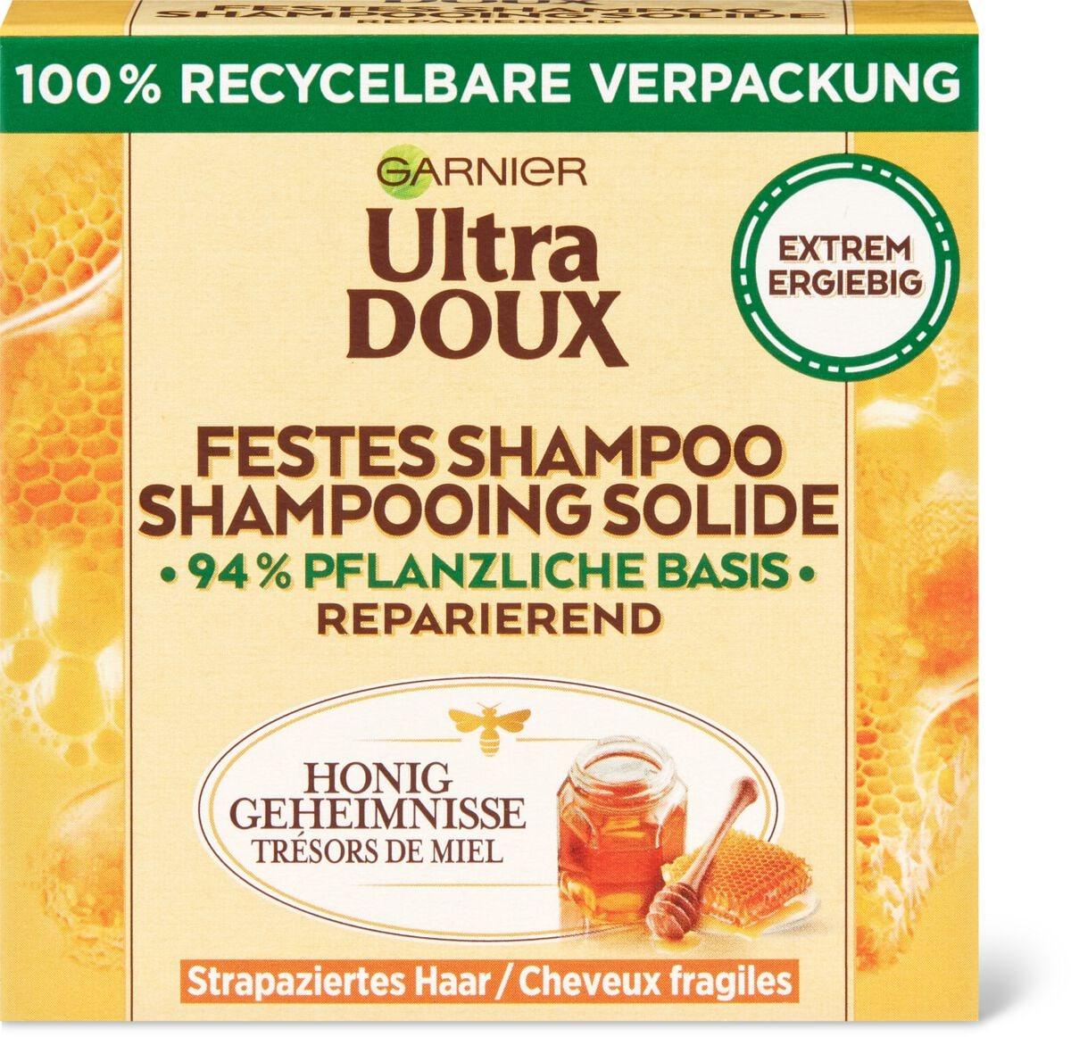 Ultra Doux Honig Festes Shampoo
