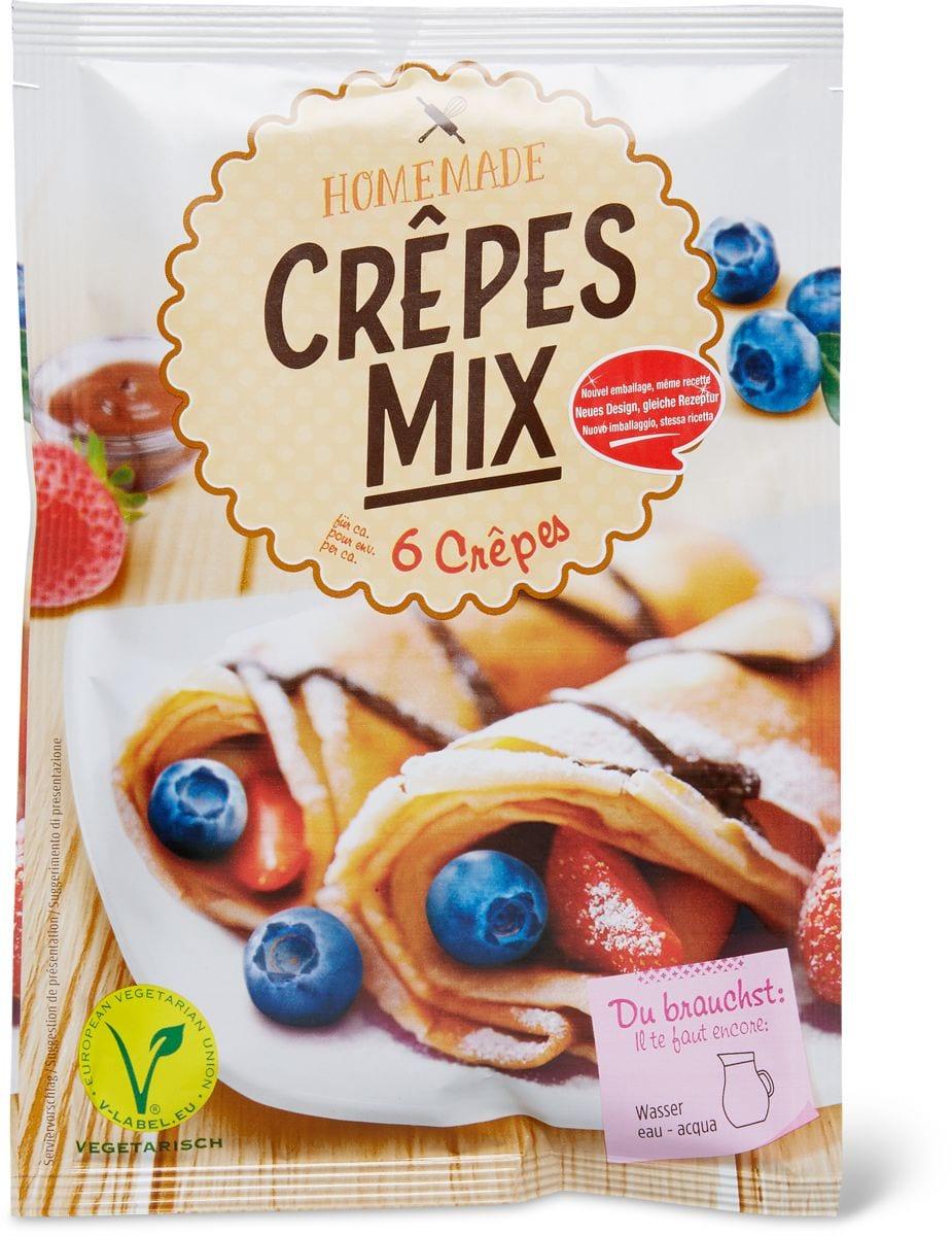 Crêpes Mix