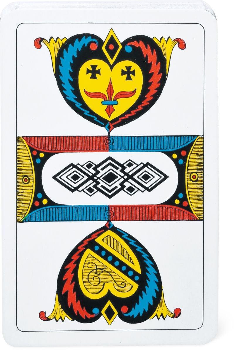 Jasskarten (D) Gesellschaftsspiel