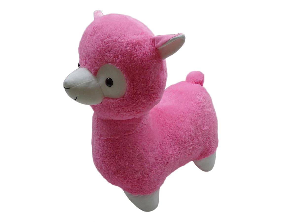 Pink Lama, 80cm