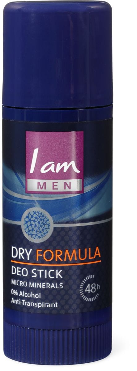 I am deo Dry men stick