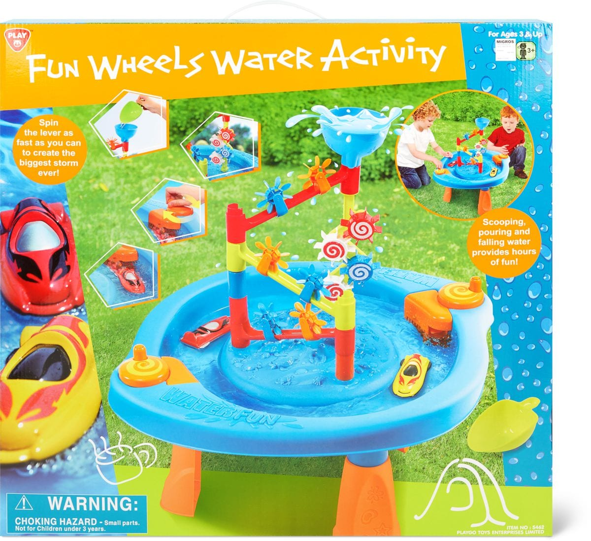 Playgo Funwheels Water