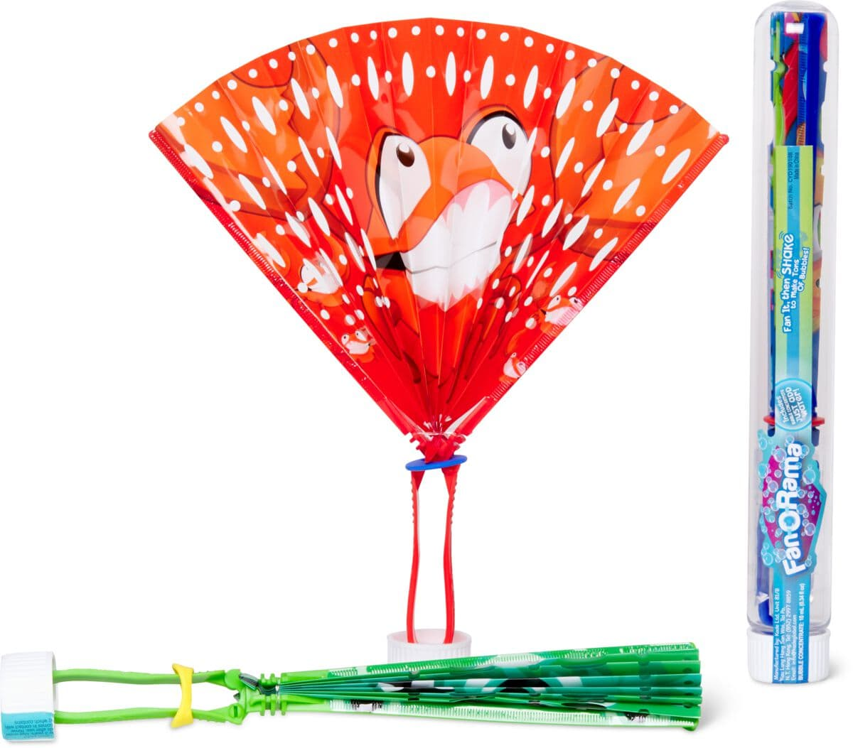 Fan-O-Rama Seifenblasenfächer