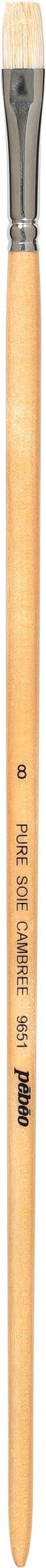 Pebeo Pennello rotondo alu Nr. 16