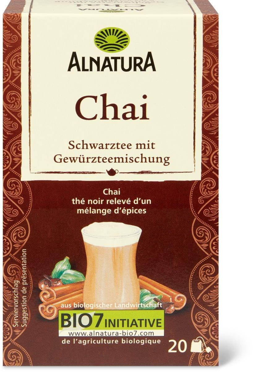 Alnatura Infusion chai