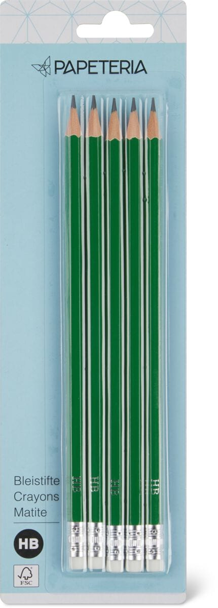 Papeteria Bleistifte HB