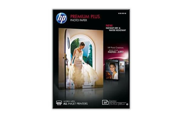 HP CR676A InkJet Premium Plus Photopaper lucido