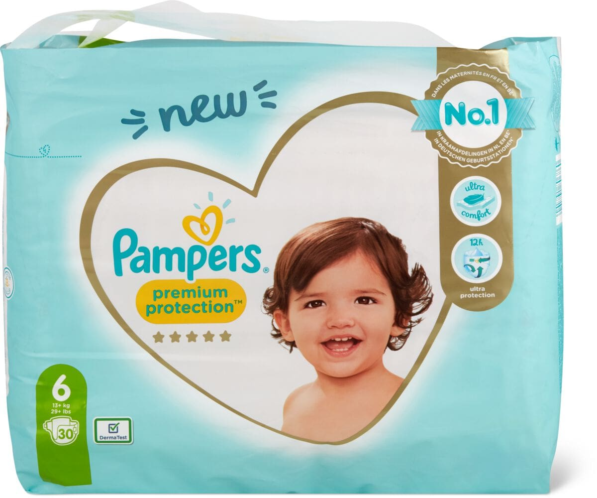 Pampers Premium Protection XL Gr. 6