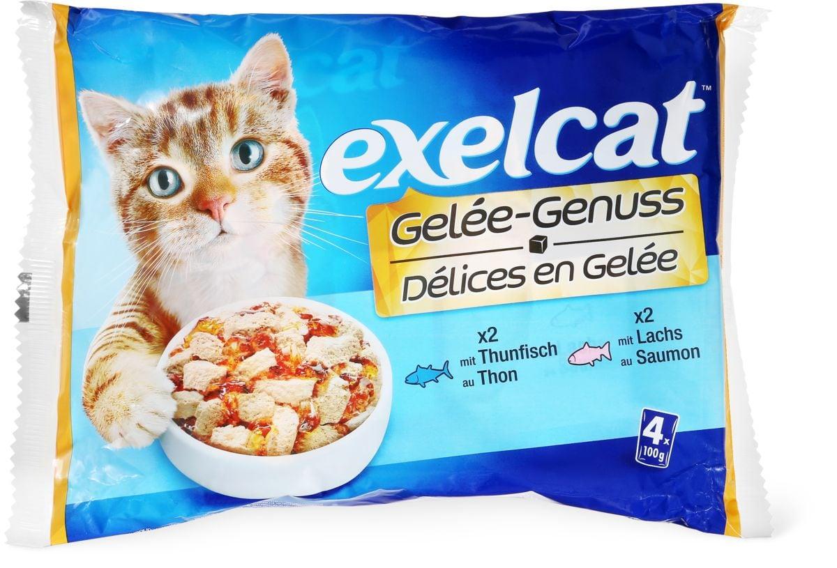 Exelcat Gelée poisson