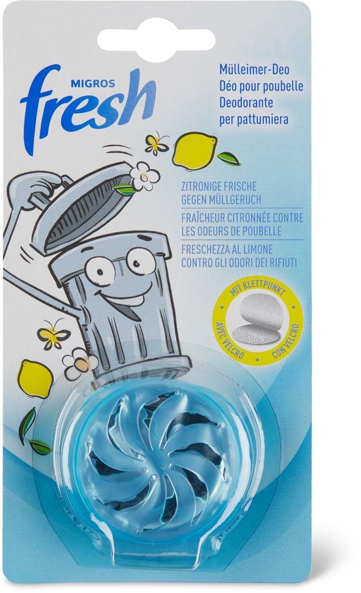 M-Fresh Déo pour poubelle