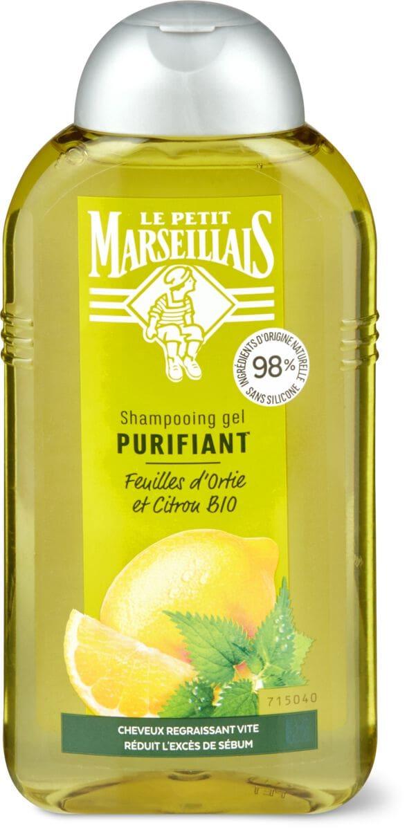Le Petit Marseillais Shampooing Extraits d'Ortie et de Citron