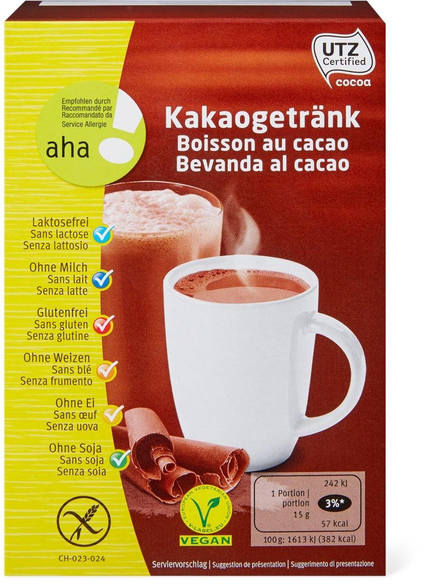 Aha! Kakaogetränk