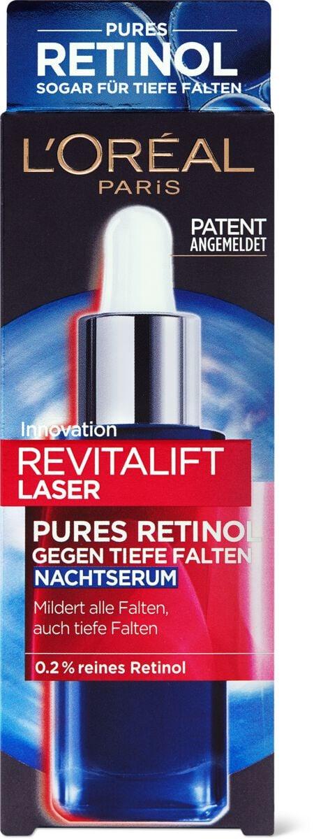 L'Oréal Revitalift Laser Sérum nuit
