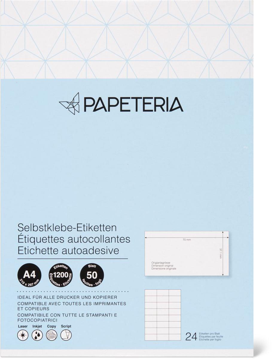 Papeteria Etichette 70 x 37 1mm 50p