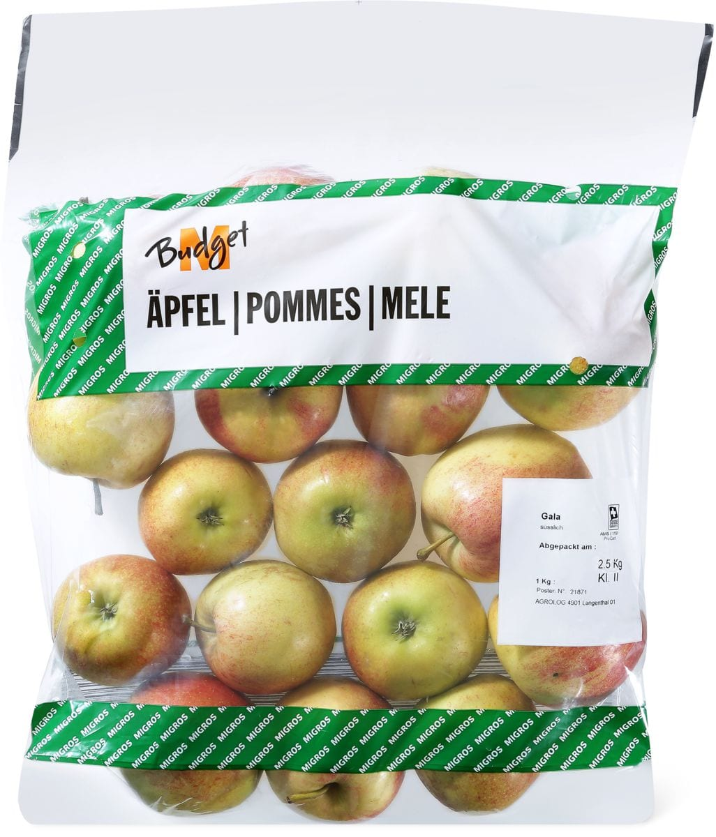 M-Budget Äpfel