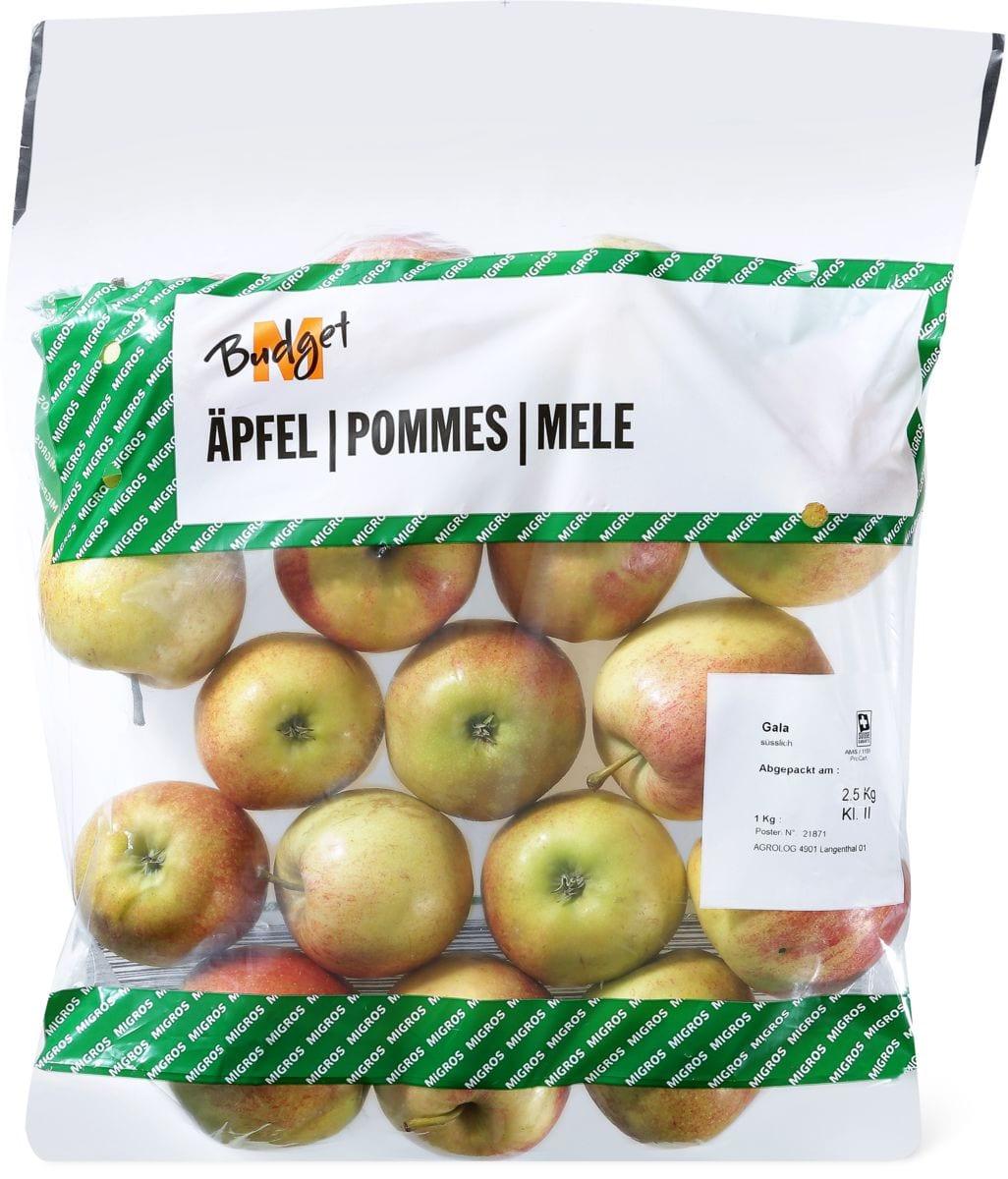 M-Budget Pommes