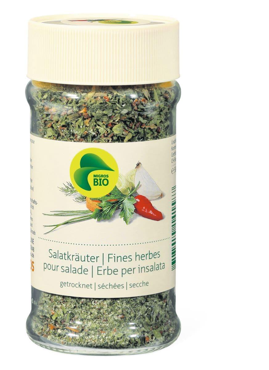 Bio Fines herbes pour salade
