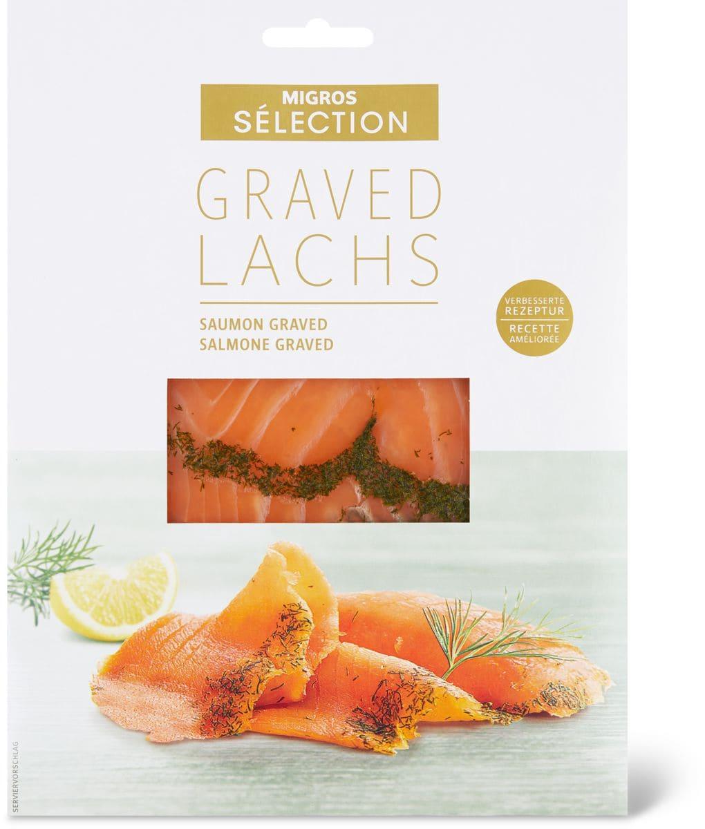 Sélection Graved Lachs