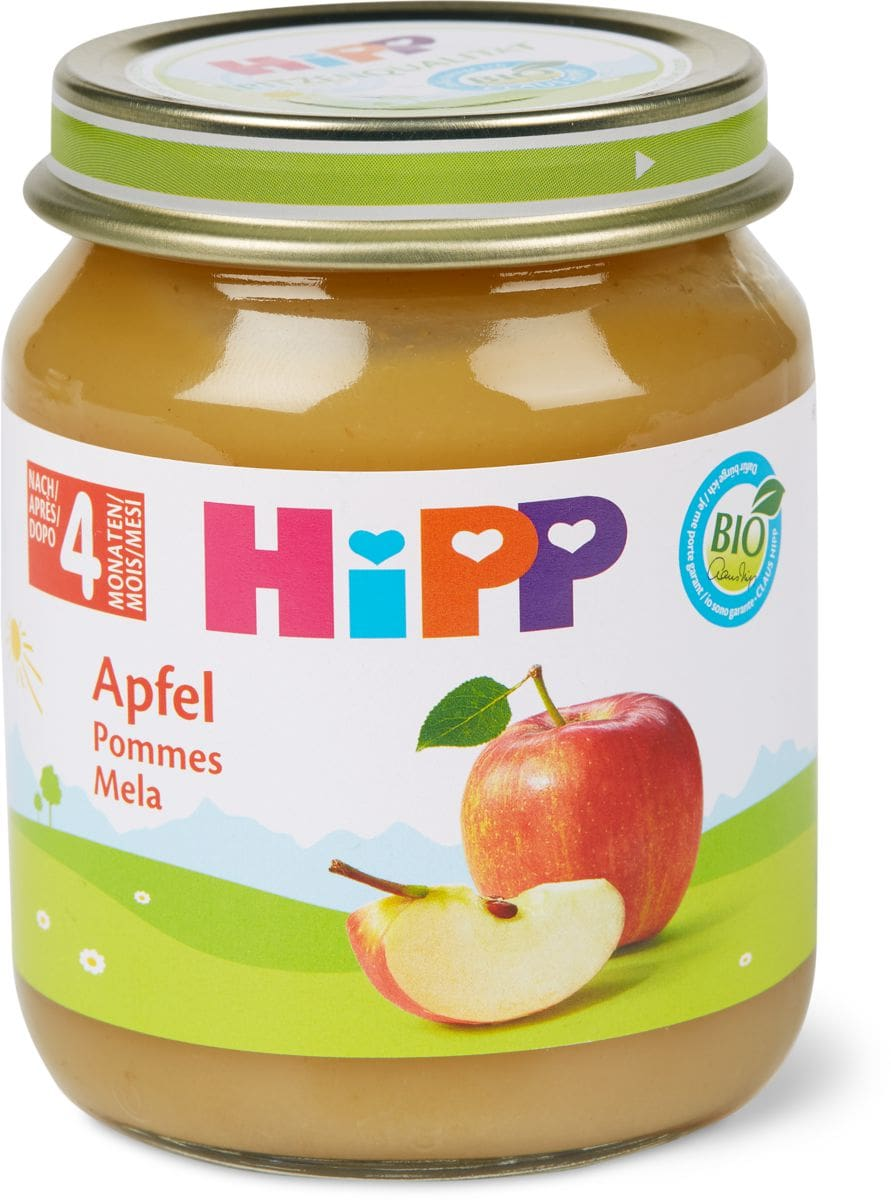 Bio HiPP Apfel