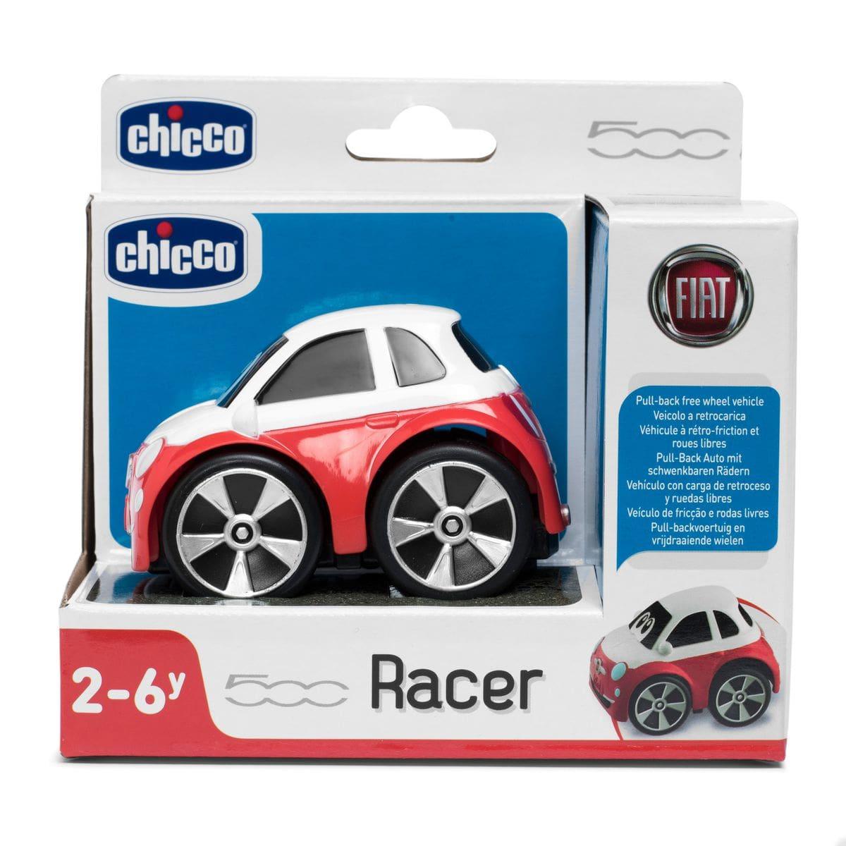 Chicco Turbo Team 500 Stunt Fiat Macchinine