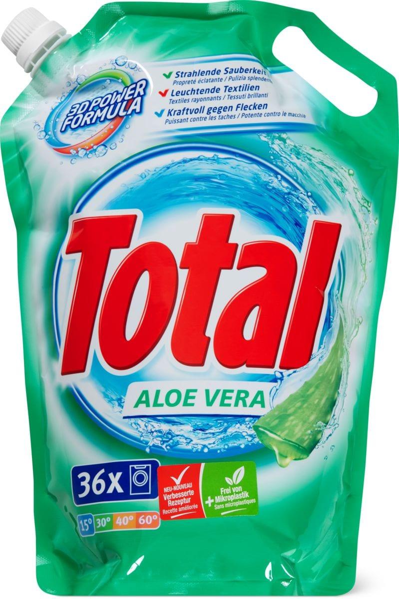 Total Waschmittel Aloe Vera