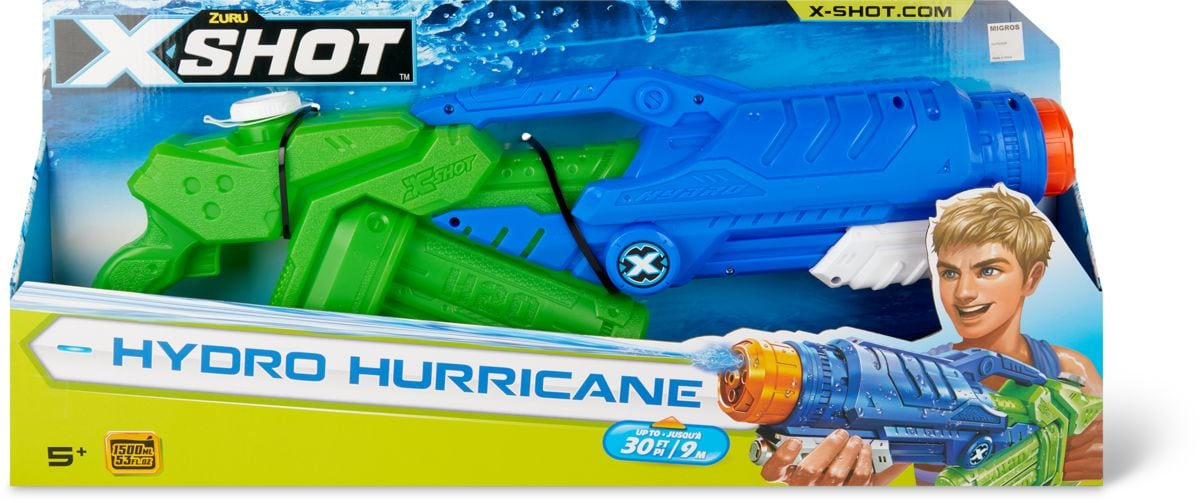 X-Shot Hydro Hurricane Blaster