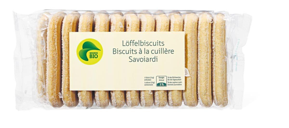 Bio Biscuits à la cuillère