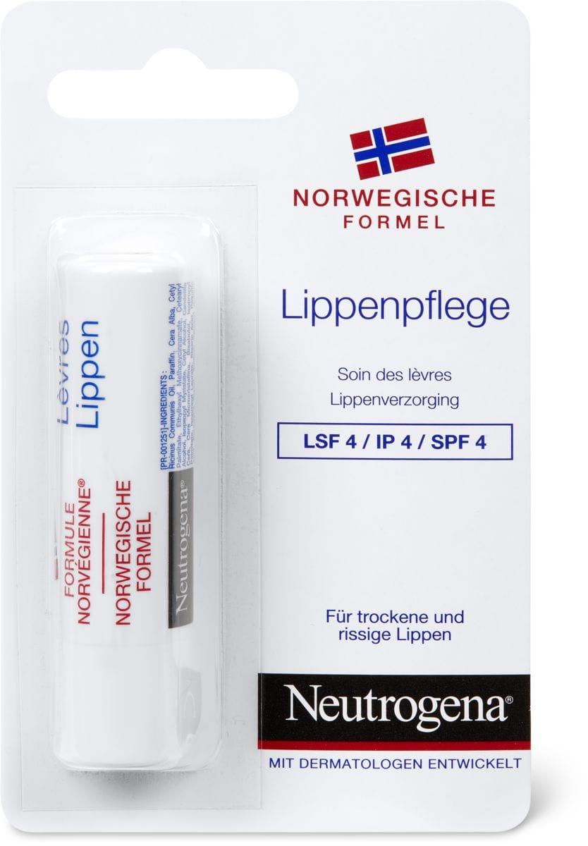 Neutrogena Lippenpflege SPF 4
