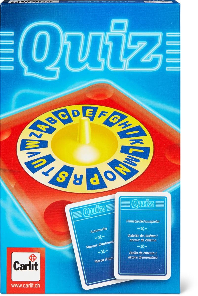 Carlit Quiz Gesellschaftsspiel