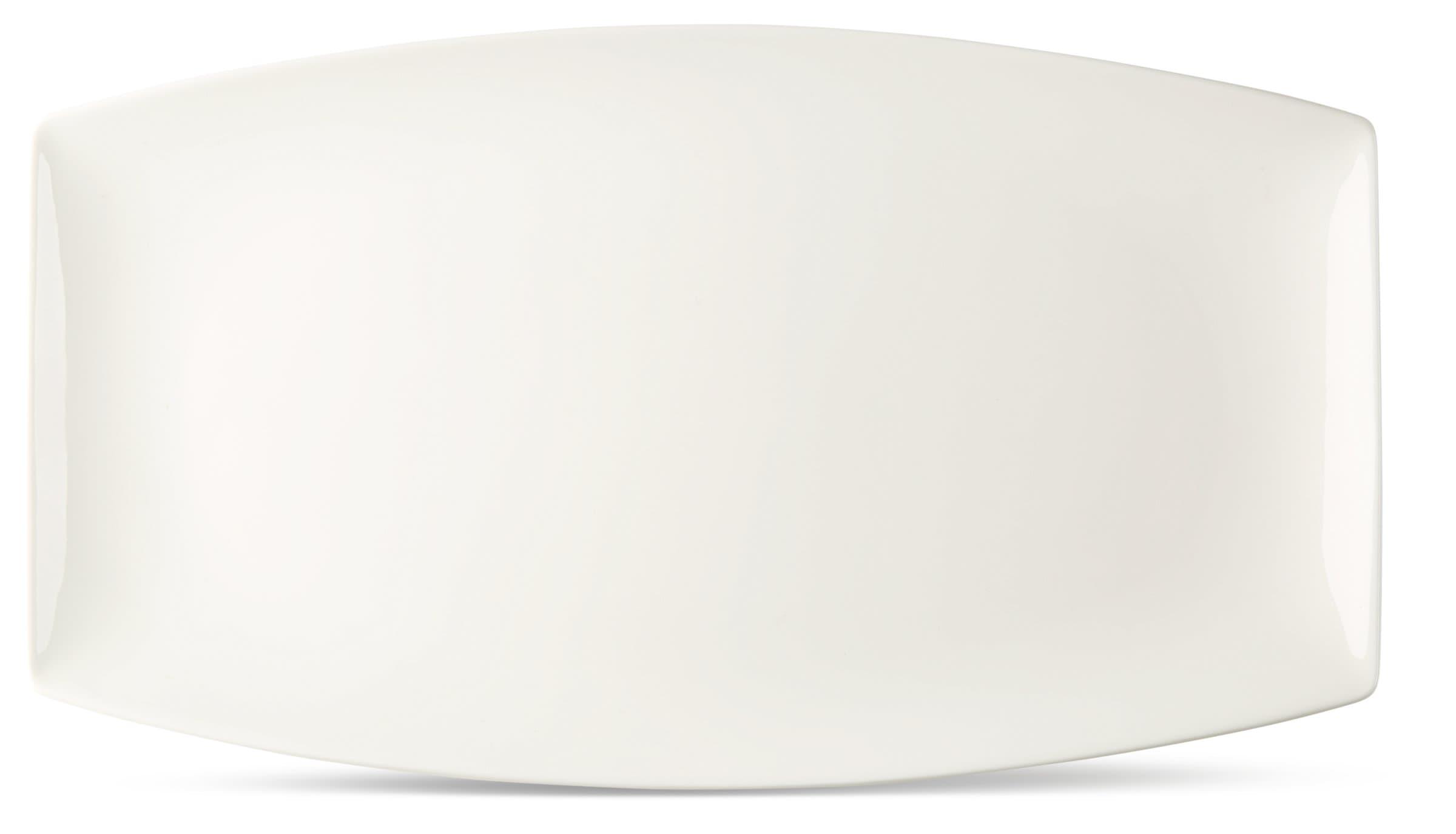 Cucina & Tavola Servierplatte 34x19cm FINE LINE