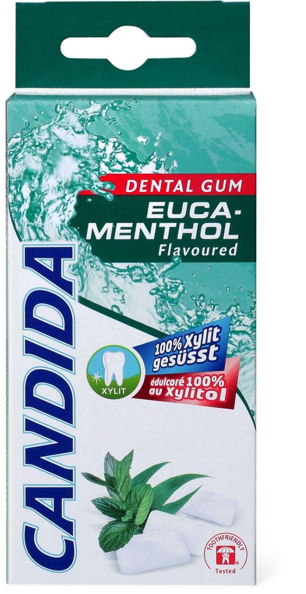Candida Dental Gum Eucamenthol