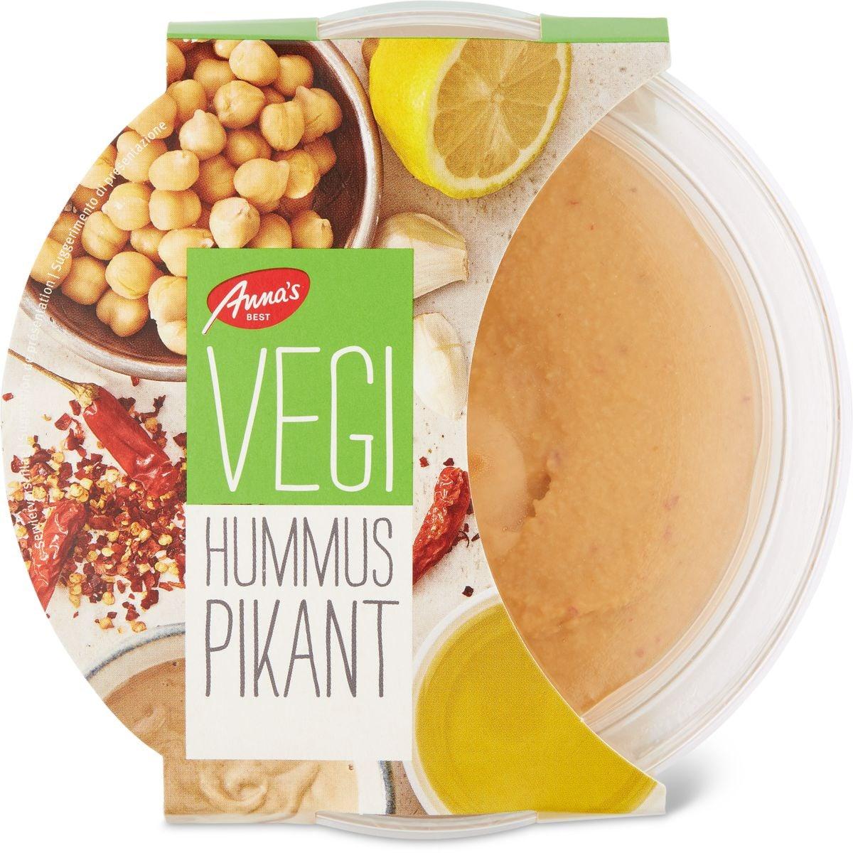 Anna's Best Vegi Hummus piquant