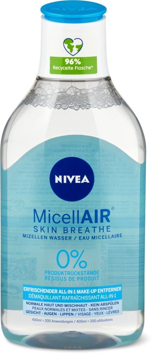 Nivea Mizellenwasser normale Haut