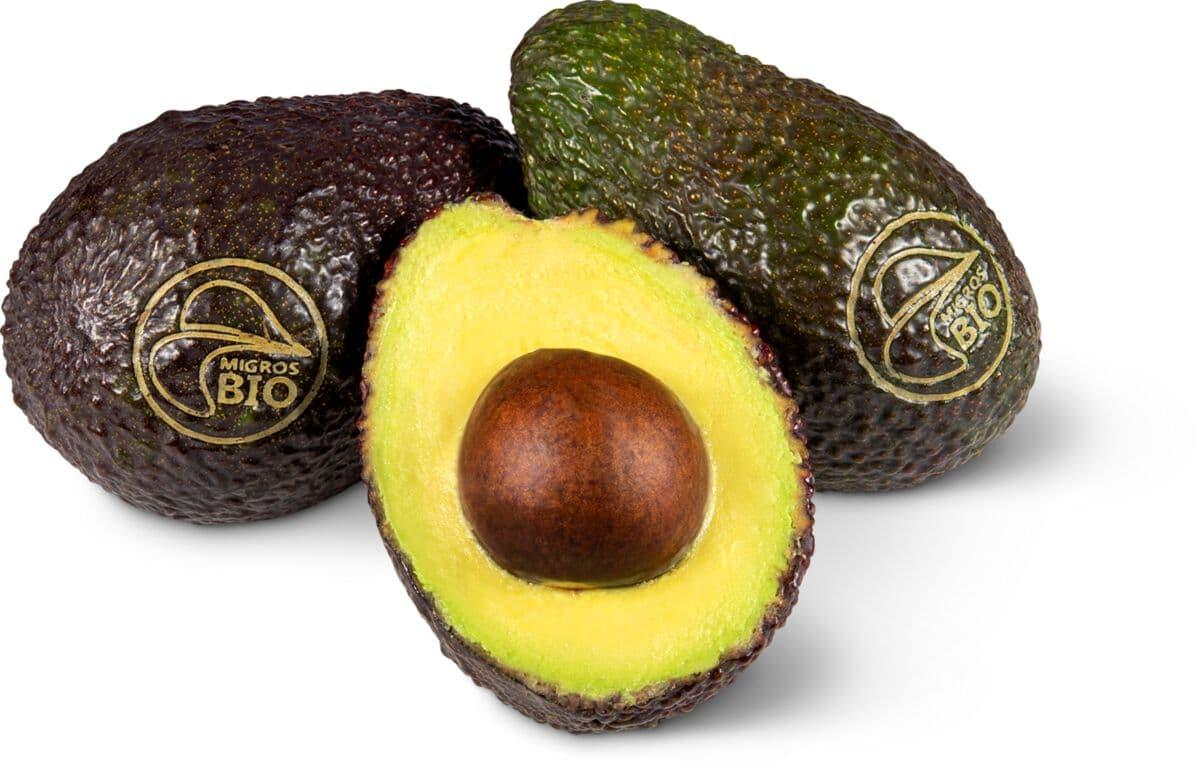 Bio Avocado essreif