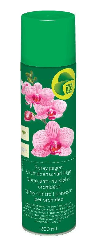 Migros-Bio Garden Spray gegen Orchideenschädlinge, 200 ml