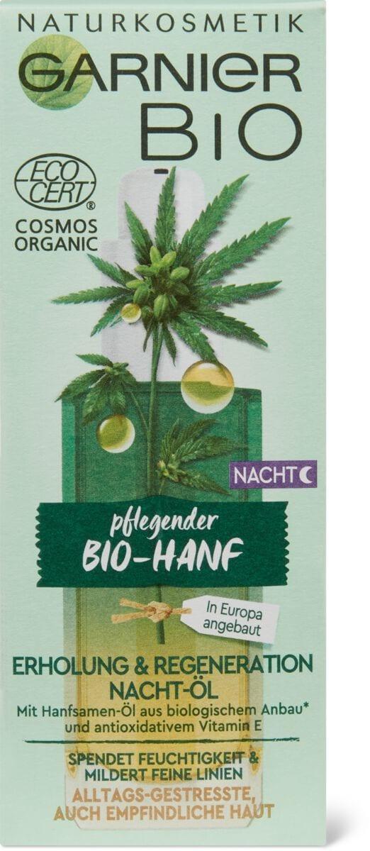 Garnier Bio Hanf Nacht-Öl