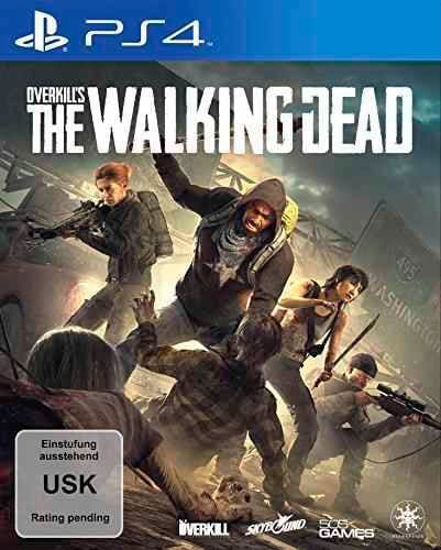 PS4 - OVERKILL's The Walking Dead D Box