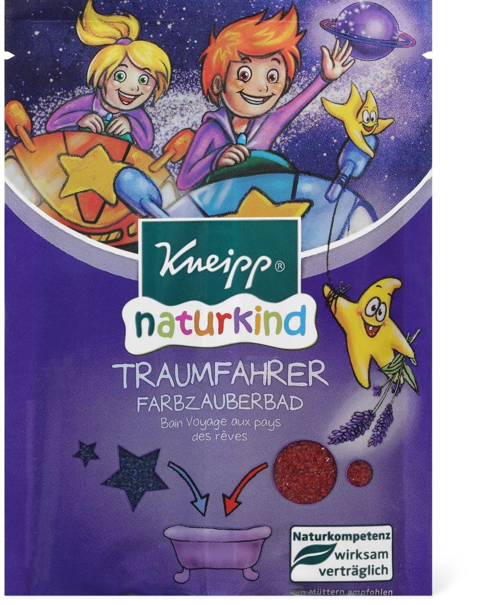Kneipp Naturkind Bain voyage