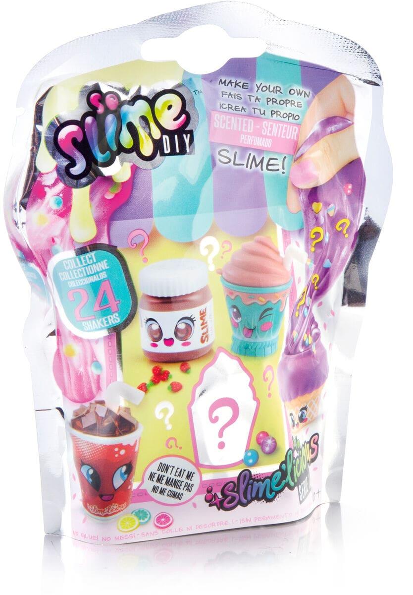 Slimelicious Mini Shaker Surprise Pongo