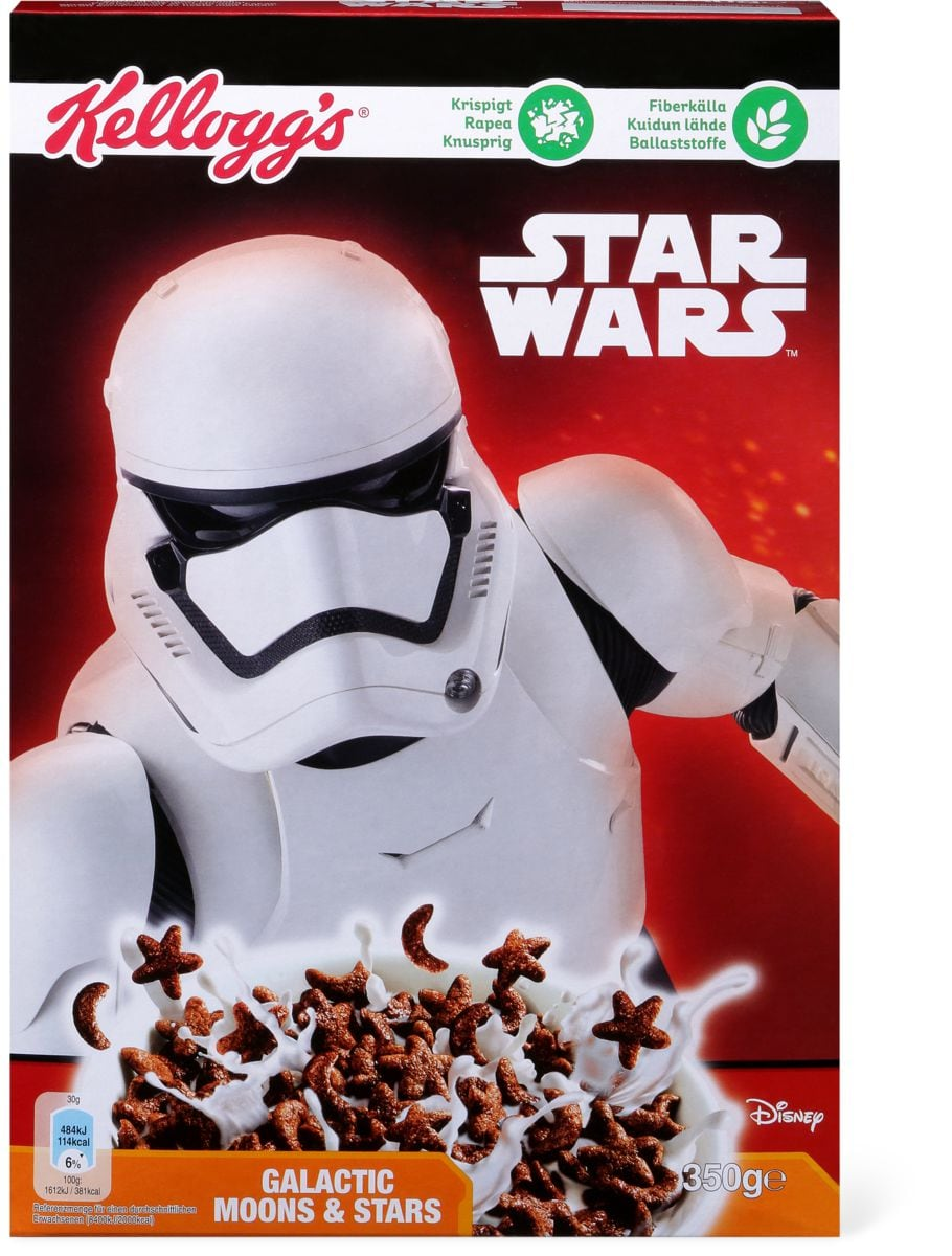 Kellogg's star wars