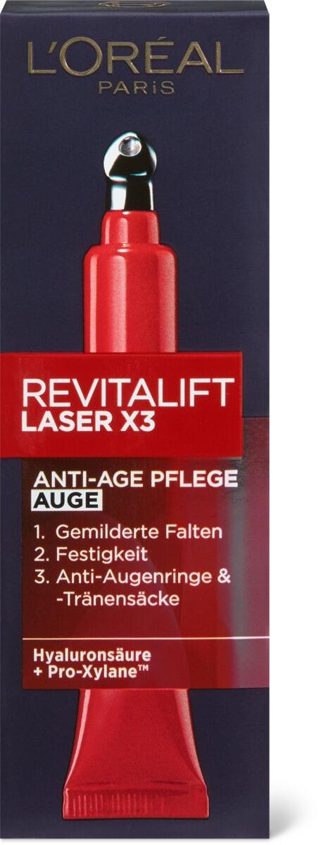 L'Oréal Revitalift Laser Augen