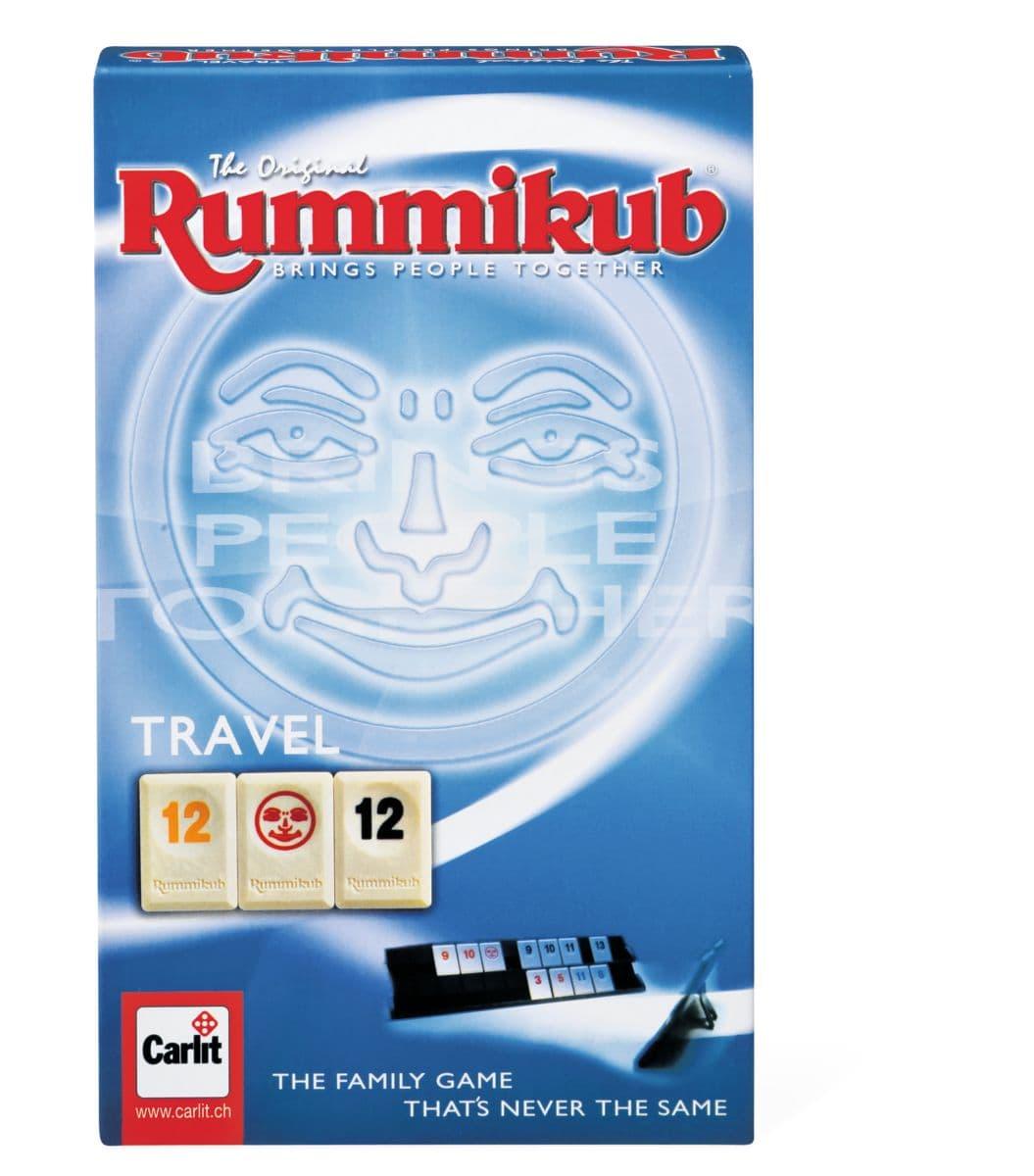 Carlit Rummikub Travel Gesellschaftsspiel