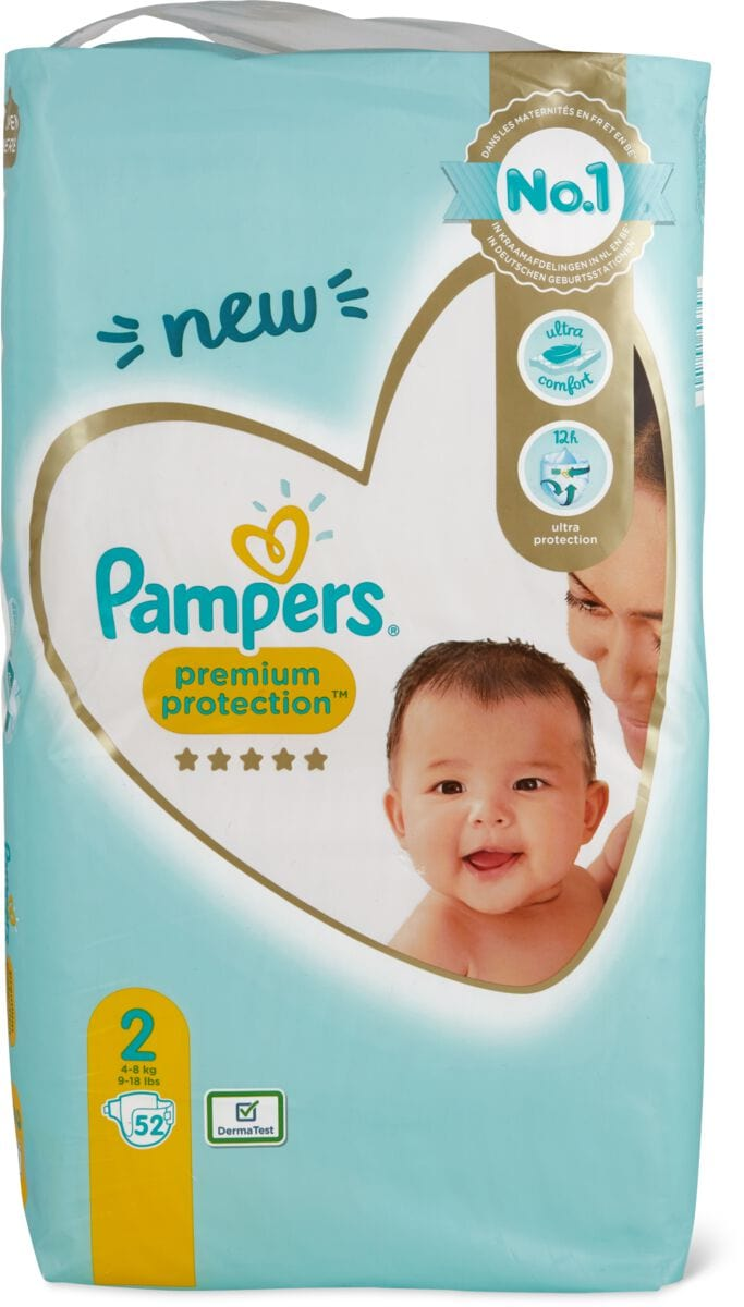 Pampers Premium Protection New Baby Gr. 2