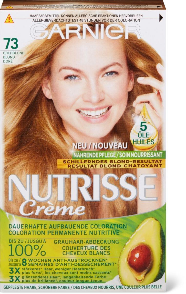Garnier Nutrisse 73 blond doré