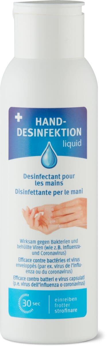 Handdesinfektion, 100ml
