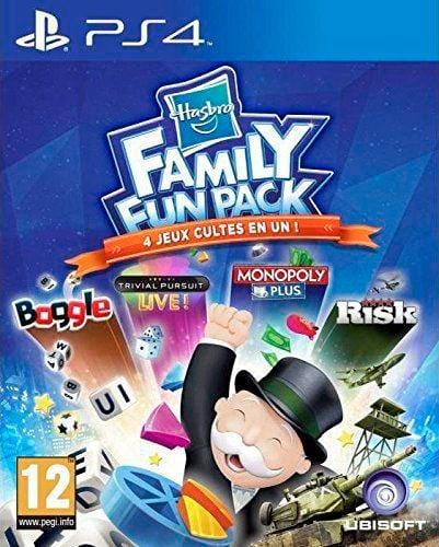 PS4 - Hasbro Family Fun Pack Box